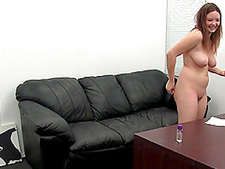 Skylar is a chubby brunette in need of a nasty fuck