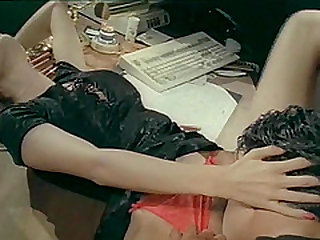 Randy secretary Felecia offers her pussy to a fortunate hunk