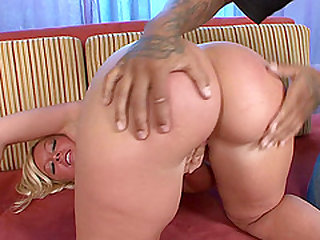 Alex Love gets in love with a big black cock that she had for the first time