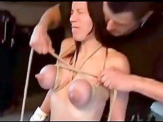 Extreme Lactation BDSM Punishment!