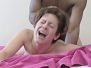 После кастинга мадам получает грубо хер в попу