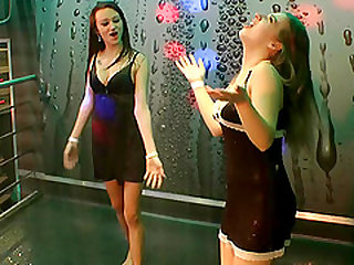 Sex party with delicious Luna Rival,Francys Belle and others...
