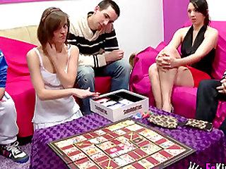Orgy with Pamela y Jesus, Jordi El Nino Polla, Ainara and Adrian Brey