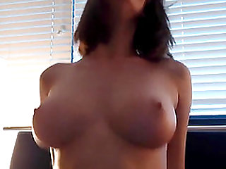 Absolutely Gorgeous Tits Camgirl