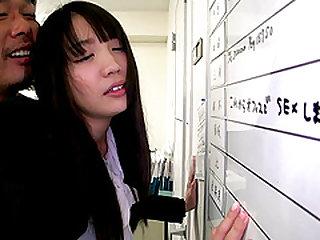 Koharu Suzuki having her asshole toyed and sucked passionately