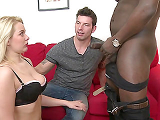 Housewife Nikky Dream Is Anal Fucked by a Black Dude in Front of Cuck