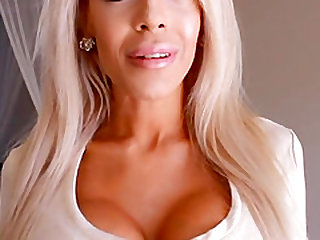 Blonde milf - fetish Instructions