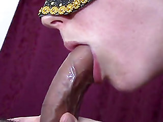 Submissive Wife Loves Big Cock