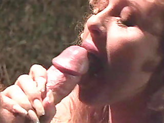 Putting his tool into Asia Carrera's throat and slippery pussy