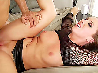 Babe Maddy Oreilly good pounding on the bed