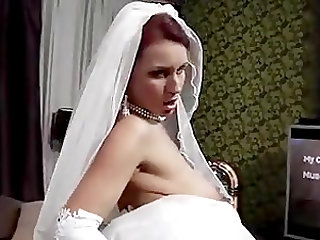 Hot ass woman finds two cocks for her needs