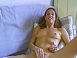Horny amateur woman wants to bounce on a huge love tool
