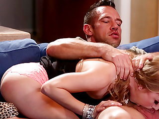 Lilly Ford fucked hard by a nast lover's monster dick