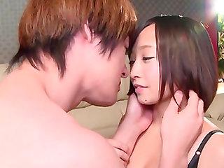 Kimito Ayumi is ready for a nasty fuck with a horny lover