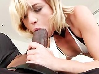 Eliza Jane gets monster cock in her tiny pussy