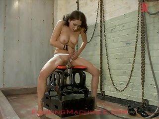 Красотка и чудо секс машина